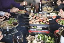 91 Raclette meets Wine 16.11.2017