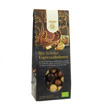 Gepa Bio Schoko Espressobohnen 100g