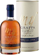 My Grappa Affinata in barrique Selection  / Italia - Piemont